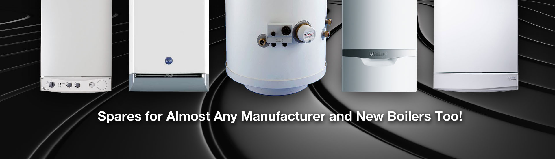 Almost Any Boiler And Any Manufacturer